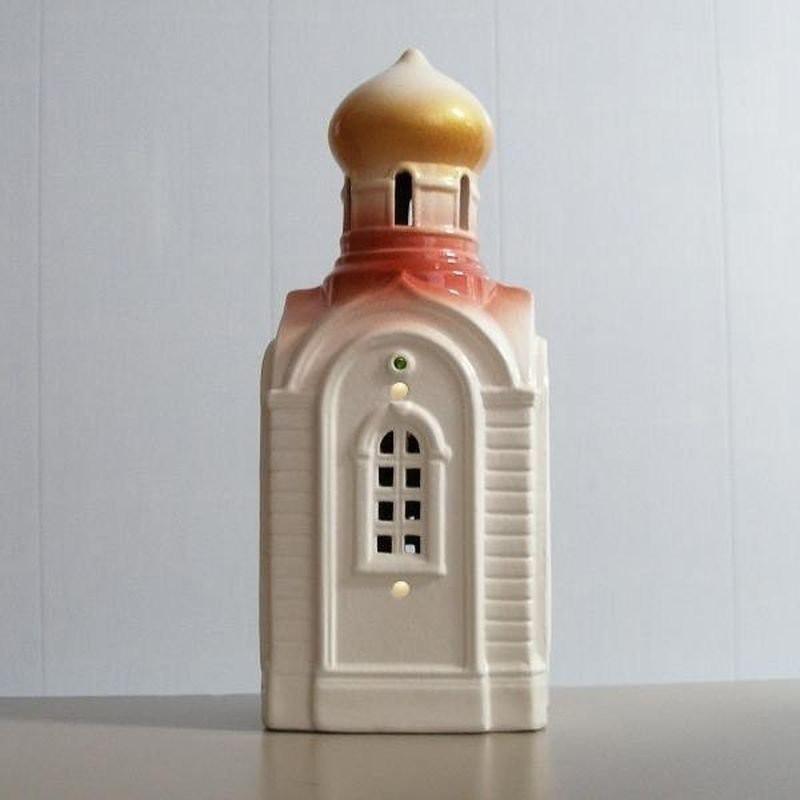 Ионизатор воздуха  модель Собор со светильником