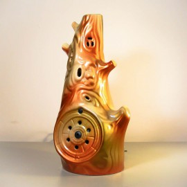 Иноизатор воздуха модель Лесной домик Светлый со светильником