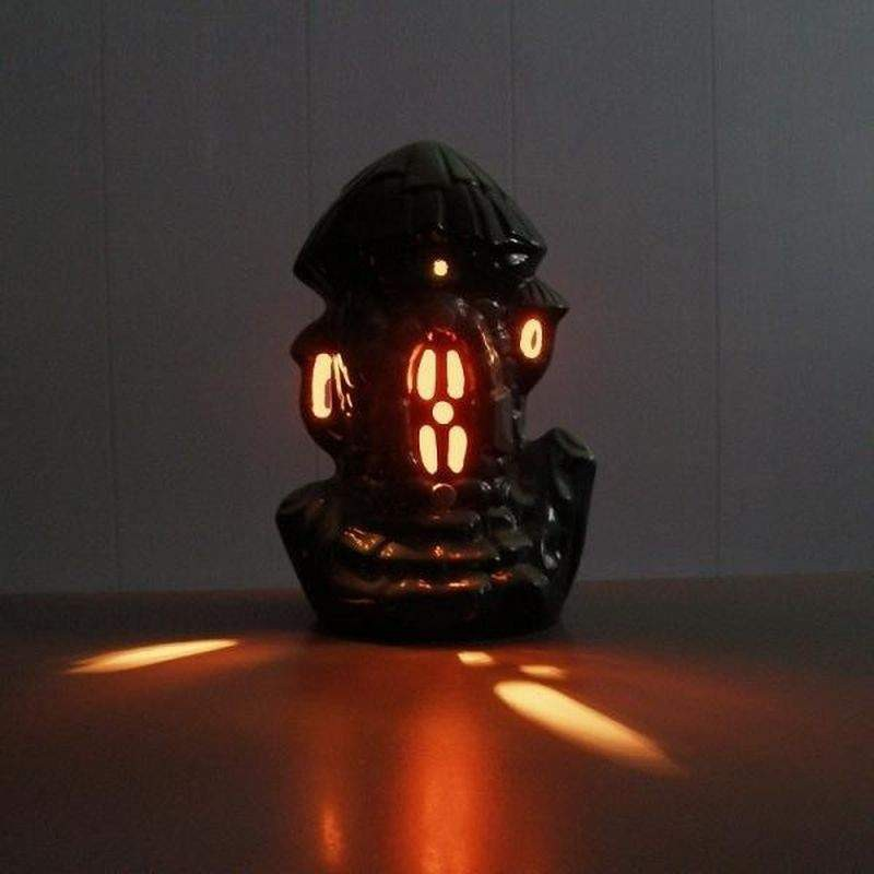 Ионизатор воздуха модель Мухомор со светильником
