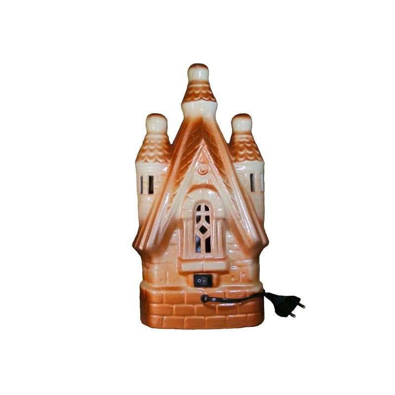 Ионизатор воздуха Часовня Классика со светильником